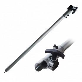 Rallonge pour débroussailleuses multifonction, peigne vibreur et tronçonneuses élagueuses à perche 90 cm de longueur