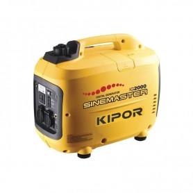 Générateur essence digital INVERTER KIPOR 2KW IG2000