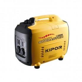 Générateur essence digital INVERTER KIPOR 2.6KW IG2600