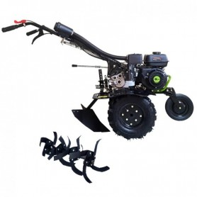 Motobineuse PVG Profesional Kapotha Ultimate 7cv / 208cc / 90cm avec kit agricole