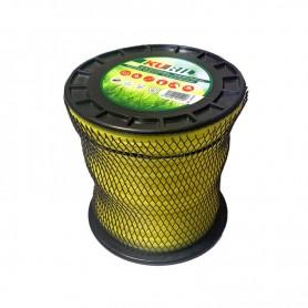 209 mètres de fil de nylon de 2,7 mm
