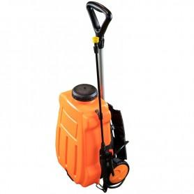 Pulvérisateur à batterie 16 L, sac à dos et chariot sulfater SXMD 16 litres autonomie. 4-5h