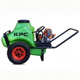 Pulvérisateur sur chariot KPC R-10/3 100 litres 2 roues 30 kg