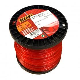 Rouleau de fil de nylon 80 m. 2,4 mm