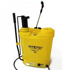Pulvérisateur à dos sur batterie 2en1 SYNERGY 18L DUAL-PRO 12v 8h