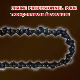 Chaîne profesionnel pour tronçonneuse élagueuse Kapotha et Kuda  (12'', 30 cm)