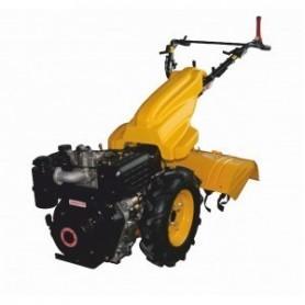 motoculteur Diesel 9 CV, 72 cm, Démarrage électrique