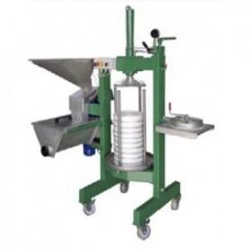 Presse hydraulique avec broyeur et mélangeur OLEUM 30