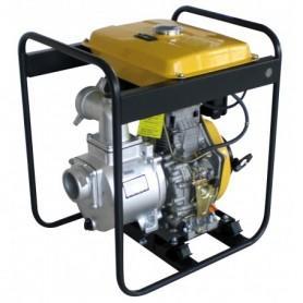 Motopompe thermique diesel KIPOR KDP40X 9600 l / h auto-amorçante