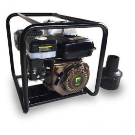 Motopompe à eau thermique, avec un diamètre d'entrée et de sortie de 80 mm, auto-amorçante, 6,5 CV