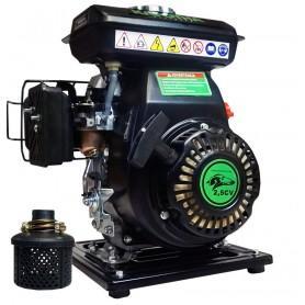 Motopompe professionnelle KAPOTHA ULTIMATE K-M 400 moteur 4 temps 2.5 cv diamètre 40mm