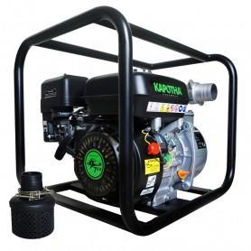 Motopompe thermique professionnelle KAPOTHA ULTIMATE 50 mm auto-amorçante 6,5 cv