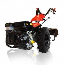 motoculteur diesel 10cv BDG avec démarrage électrique