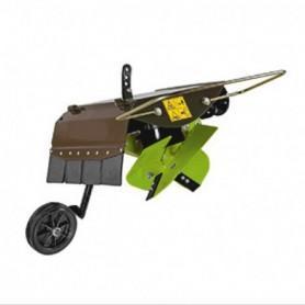 charrue rotative pour motoculteur