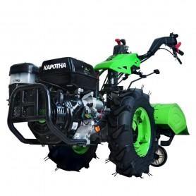 Motoculteur professionnel Kapotha Ultimate 13 cv 420 cc démarrage électrique