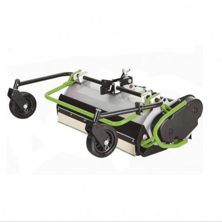 débroussailleuse à lames pour motoculteur a embrayage hydraulique