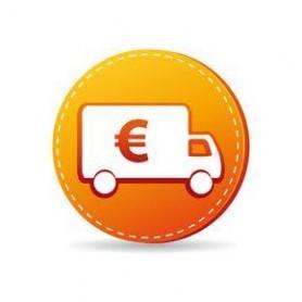 frais de transport/rondelle de renvoie d'angle