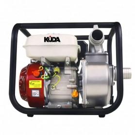 Motopompe thermique OHV  KUDA  auto-amorçante 50 mm débit 36000 litres / h 6,5 cv 23 kg